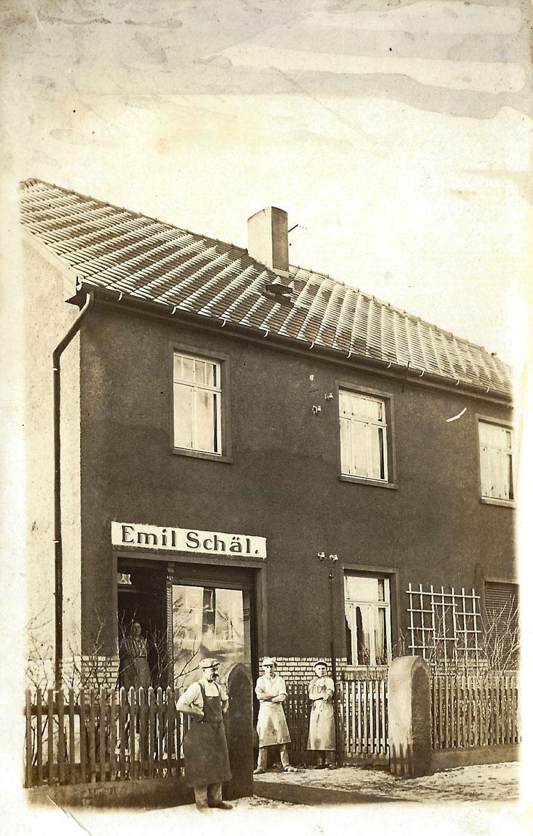 22 Jahre 1923-1945